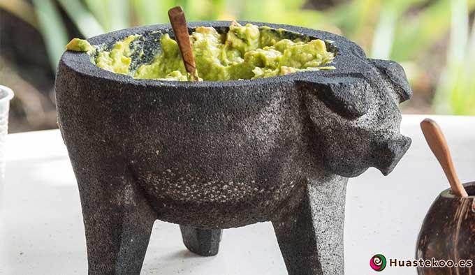 Cómo servir platos en molcajetes mexicanos - Tienda Huastekoo.es - 2