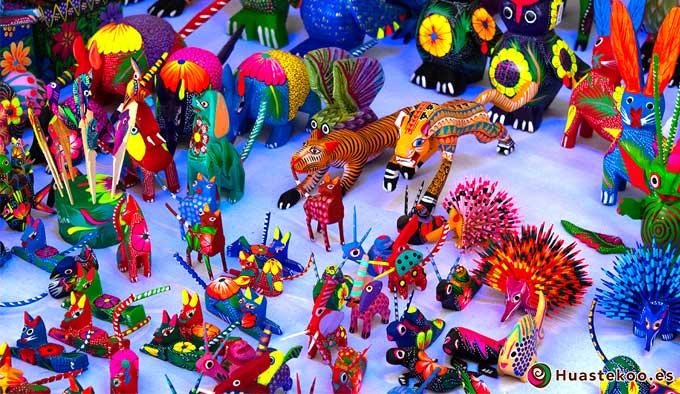 Alebrijes Regalos Originales - Tienda Mexicana - Huastekoo.es