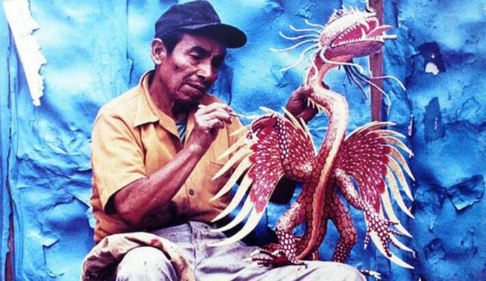 Pedro Linares López, creador de los alebrijes - Tienda Huastekoo.es