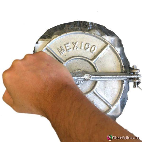 Tortillera (prensa para tortillas) - Tienda Mexicana Online - Huastekoo.es - 5