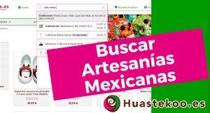 Cómo Buscar Artesanías y Regalos Mexicanos en la Tienda Huastekoo.es