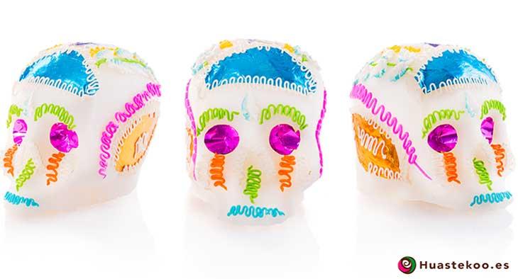 Calaveras Día de Muertos - Tienda de Artesanías Mexicanas - Huastekoo.es