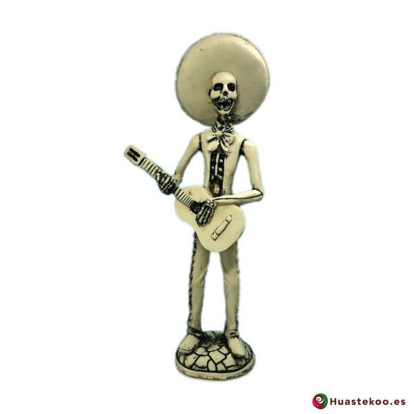 Catrín Mexicano (Calavera) estilo Maricahi - Tienda de Artesanías Mexicanas - Huastekoo.es