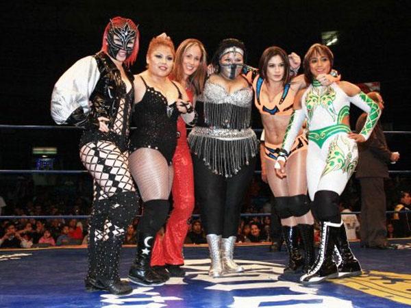 Luchadoras Mexicanas
