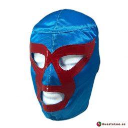 Máscara de Lucha Libre Mexicana para Niños - Nacho Libre - Tienda Huastekoo.es