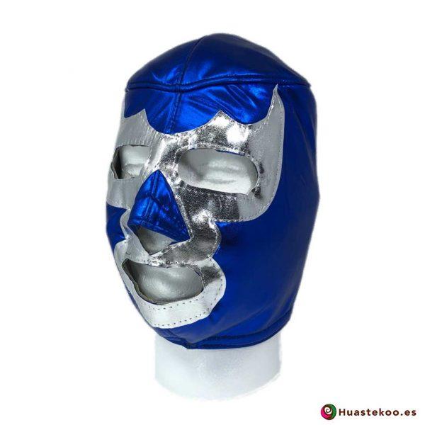 Máscara Luchador Mexicano - Blue Demon - Tienda Mexicana Online - Huastekoo.es - 2