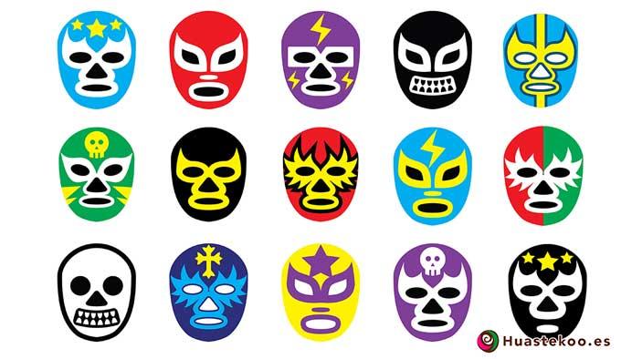 Másracas de Luchadores Mexicanos - Tienda Mexicana Online - Huastekoo.es - 2