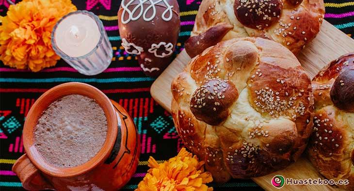 Chocolate como Ofrenda en Altares de Dia de Muertos en México - Huastekoo.es