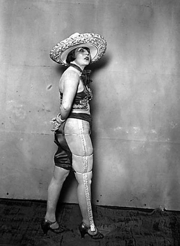Primer luchadora mexicana Natalia Vázquez