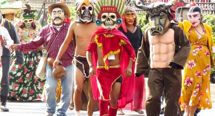 Xantolo en la Huasteca - México