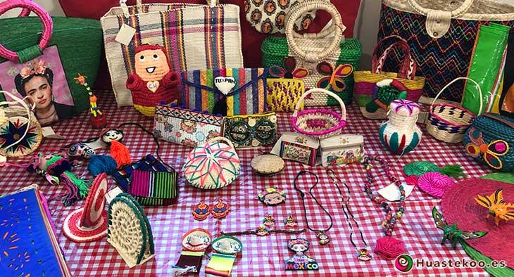 Artesanía y regalos mexicanos de la tienda Huastekoo España - w3