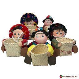 Muñecas Mexicanas Artesanales - Tienda Mexicana Online - Huastekoo.es