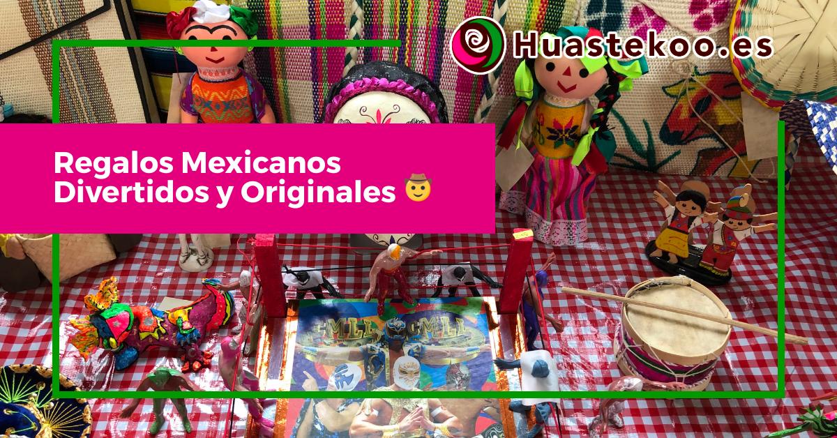 Imagen de Artesanía y Regalos Mexicanos Divertidos y Originales de la Tienda Huastekoo España