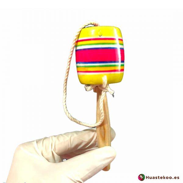Balero artesanal mexicano - Tienda Huastekoo España - H00074 - 2