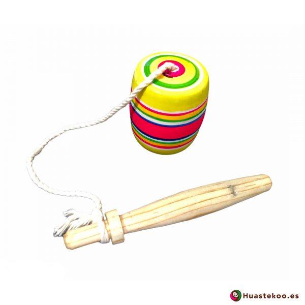 Balero artesanal mexicano - Tienda Huastekoo España - H00074