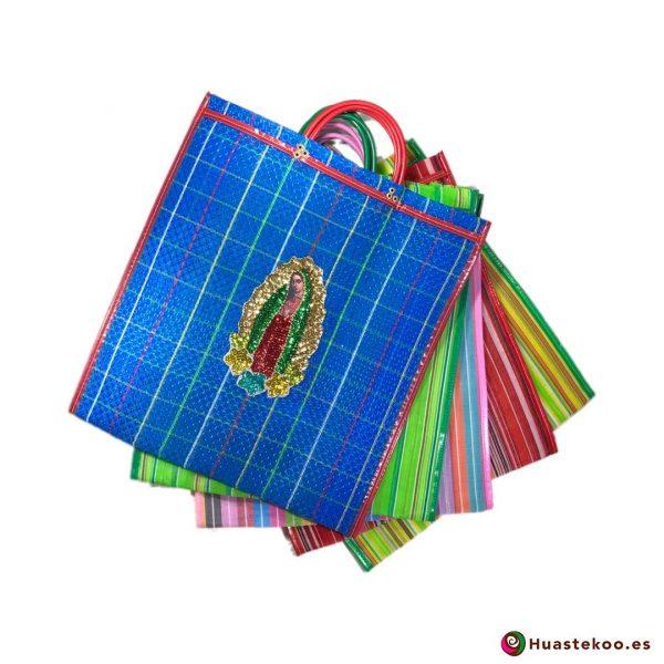 "Bolsos Mexicanos de Moda ""Guadalupe Lentejuela"" - Tienda Mexicana Online - Huastekoo España - H00178-182"