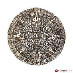 Calendario Azteca MX10 - Tienda de Artesanías y Regalos Mexicanos - Huastekoo España - H00130