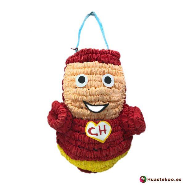 Piñata mexicana miniatura hecha a mano - Tienda Huastekoo España