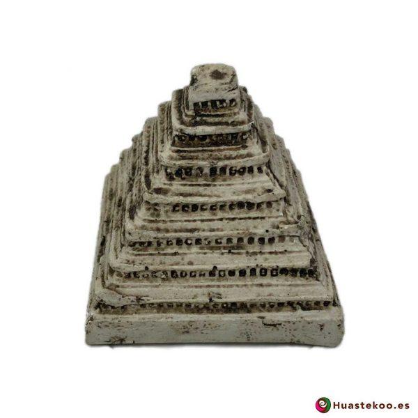 Pirámide mexicana decorativa De Los Nichos (El Tajín) - Tienda Huastekoo España - H00112 - 2