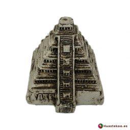 Pirámide mexicana decorativa De Los Nichos (El Tajín) - Tienda Huastekoo España - H00112