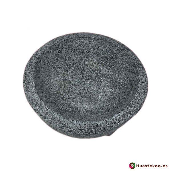 Molcajete de piedra volcánica - Tienda Mexicana Online - Huastekoo España y Europa - h00650-col-2-2
