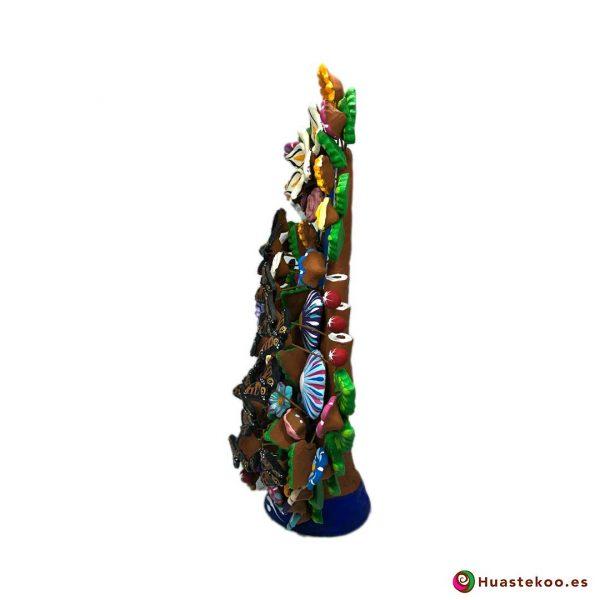 Comprar árbol de la vida mexicano - Tienda de Artesanía y Regalos Mexicanos - Huastekoo España y Europa - H00664 - 2