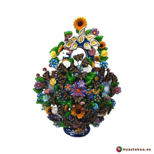 Comprar árbol de la vida mexicano - Tienda de Artesanía y Regalos Mexicanos - Huastekoo España y Europa - H00664