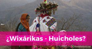 Quiénes o qué son los Huicholes (Wixárikas) de México - Tienda Huastekoo España