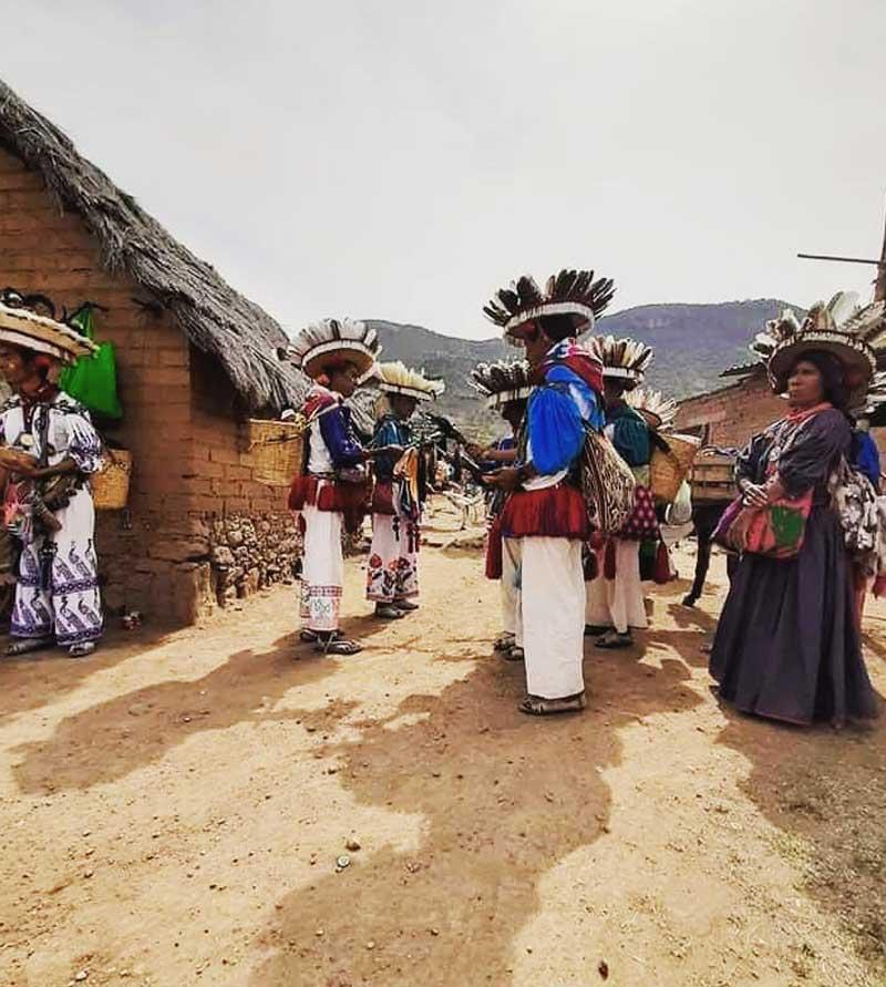 Pueblo Huichol