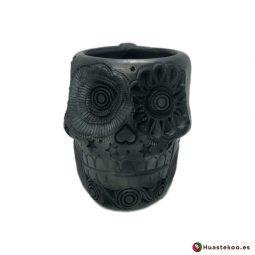 Taza de Cerámica de Barro Negro - Tienda Mexicana Online - Huastekoo España y Europa