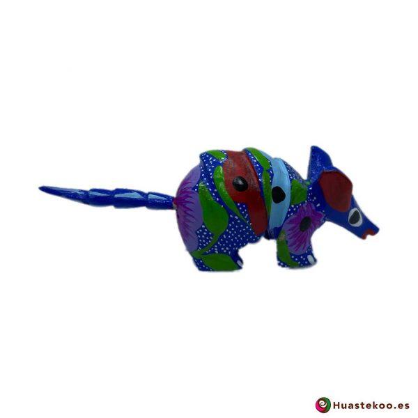Alebrije mexicano miniatura - Tienda Mexicana Online - Huastekoo España y Europa - H00500 - 3
