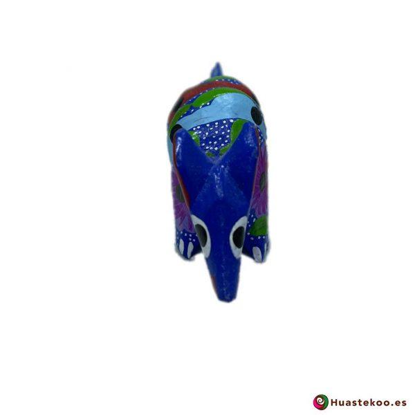 Alebrije mexicano miniatura - Tienda Mexicana Online - Huastekoo España y Europa - H00500 - 4