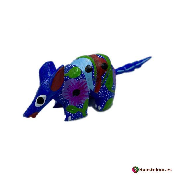 Alebrije mexicano miniatura - Tienda Mexicana Online - Huastekoo España y Europa - H00500
