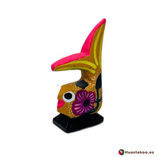 Alebrije Mexicano Miniatura - Tienda de Artesanía y Regalos Mexicanos - Huastekoo España y Europa - H00501