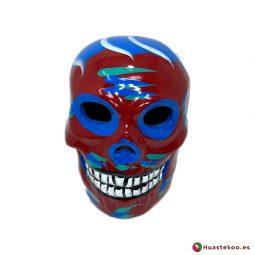 Calavera Mexicana Mediana - Tienda Mexicana Online - Huastekoo España y Europa - H00709