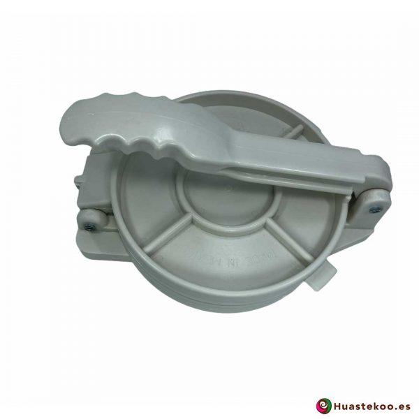 Prensa de Tortillas de Plástico - Tienda de Regalos Mexicanos Huastekoo España y Europa - H00681