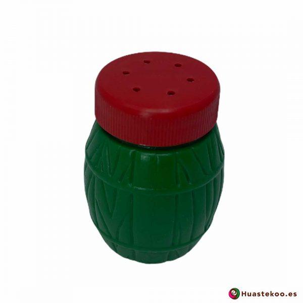 Salero Plástico - Tienda Huastekoo.es - H00599