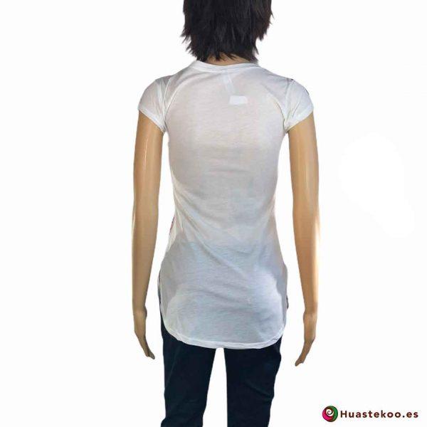 Comprar Blusa Mexicana Fridalia H00036 a la venta en la tienda de regalos mexicanos Huastekoo España - 2