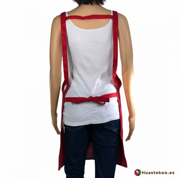 Comprar delantal mexicano Frida lia Viva México - Tienda Mexicana Online - Huastekoo España - H00444 - 2