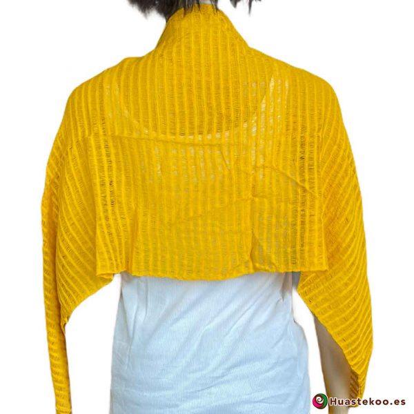 Comprar rebozo o fular mexicano en la tienda de ropa mexicana online Huastekoo España - H00011 - 2