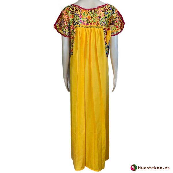 Comprar vestido mexicano San Antonino - Tienda de Ropa Mexicana Huastekoo España - H00723 - 6