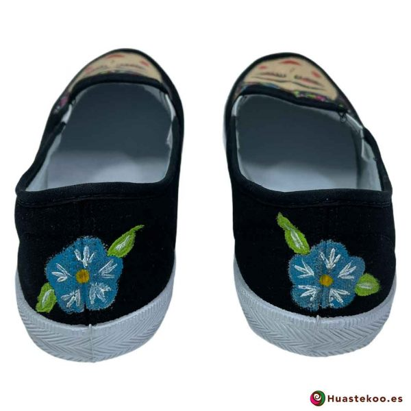 Comprar zapatos mexicanos Frida - Tienda de Regalos Mexicanos Huastekoo España - H00013 - 3