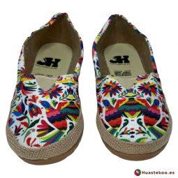 Zapatos mexicanos de Yute natural - Tienda online de regalos mexicanos Huastekoo España - H00126